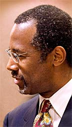 image of dr. ben carson
