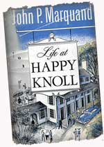 cover of Happy Knoll novel