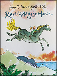 rosy magic horse cover image
